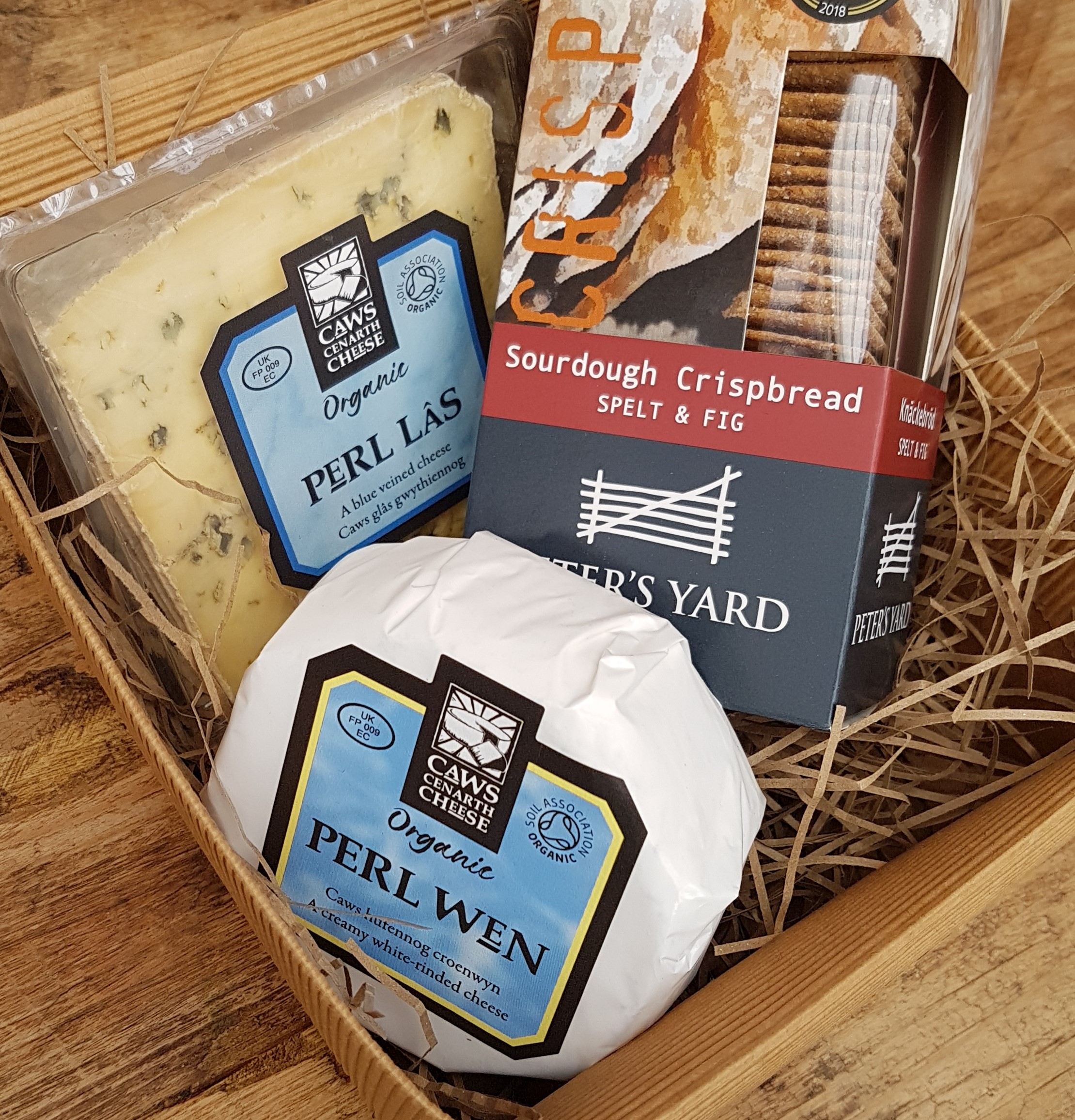 The Little Cheese Hamper
