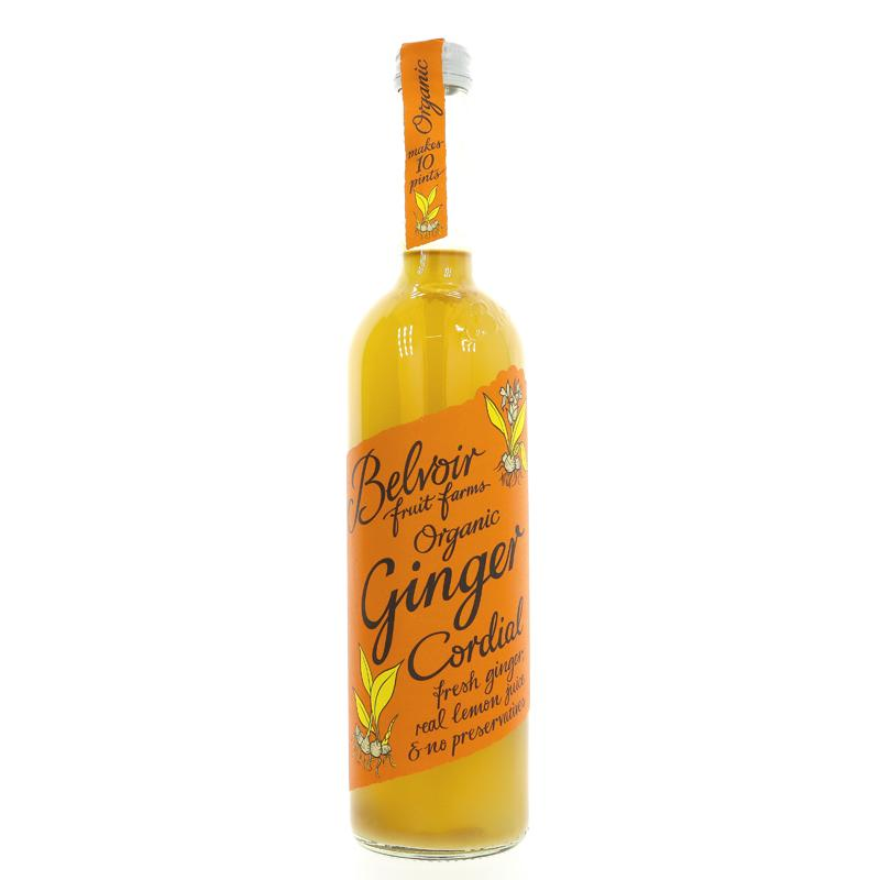 Belvoir Ginger Cordial
