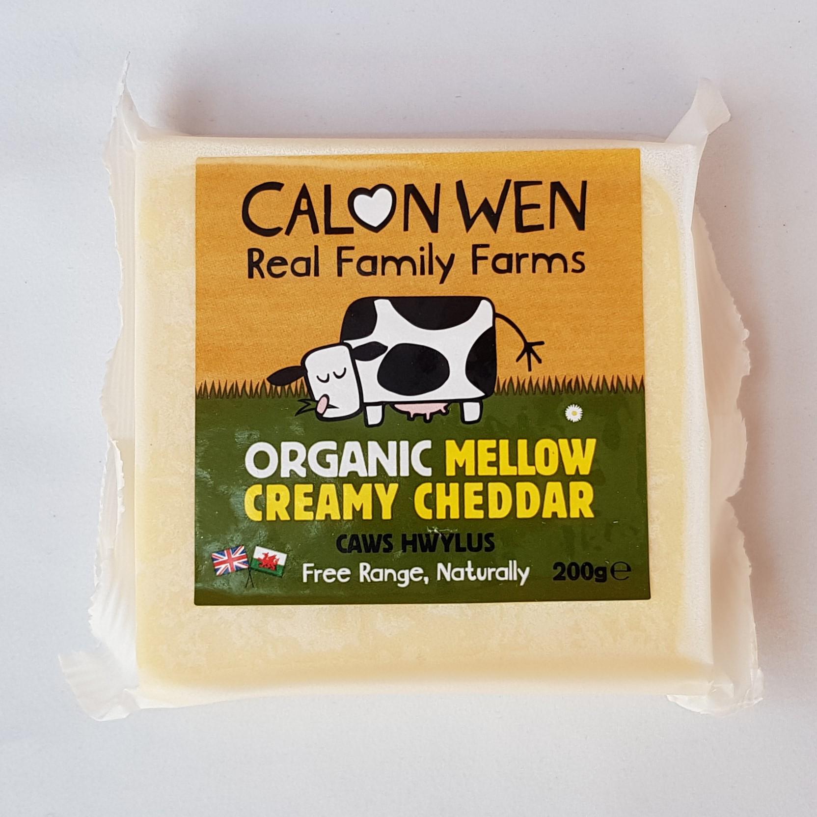 Calon Wen Cheese Mellow Cheddar
