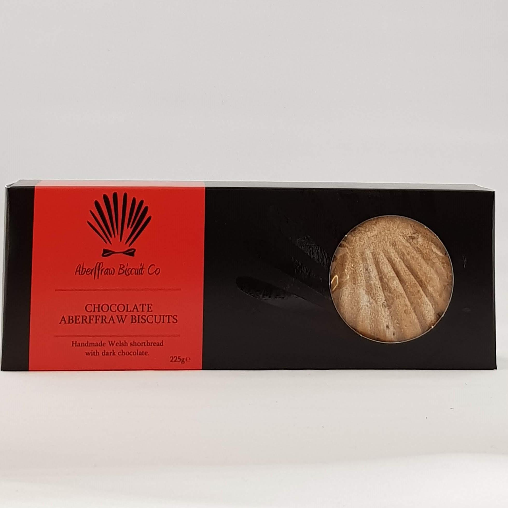 Aberffraw Chocolate Biscuits