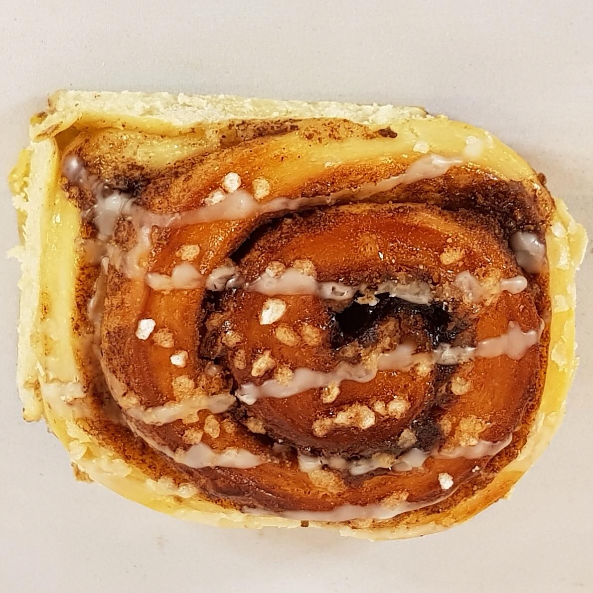 Cinnamon Swirl Andy's Bread