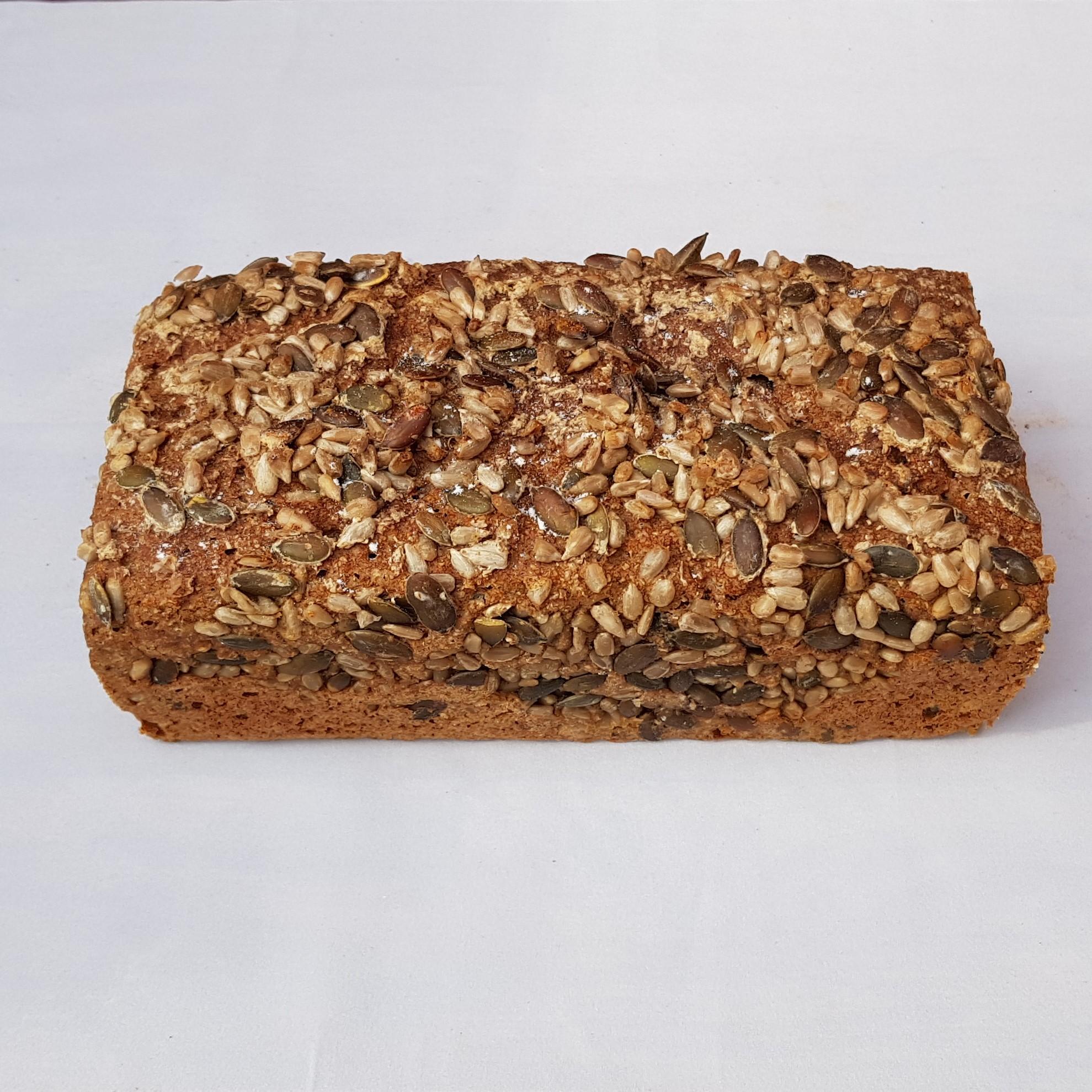 Revolution Sourdough Andy's Bread