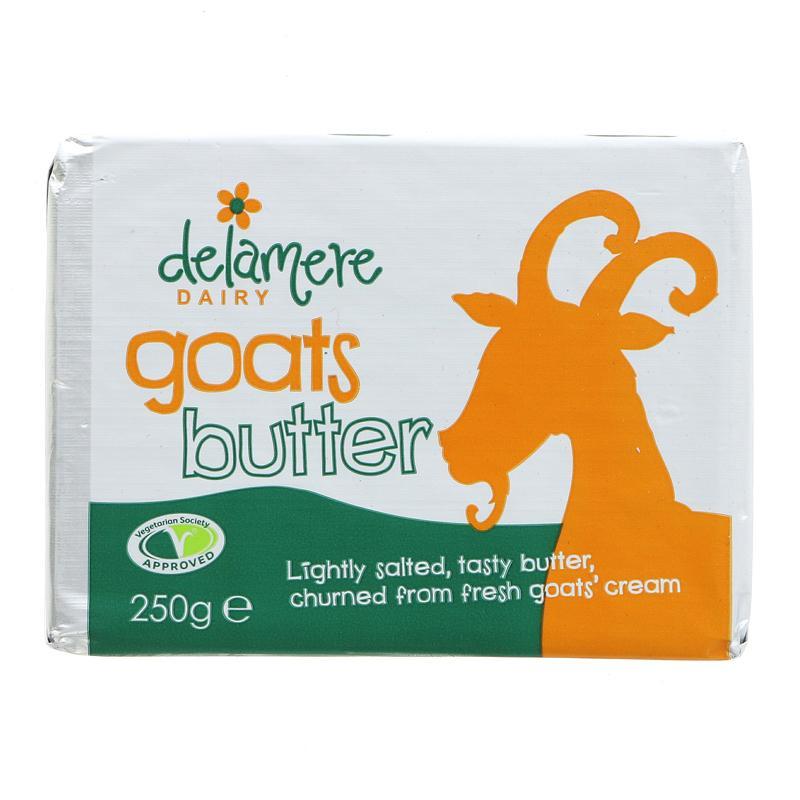 Delamere Goats Butter