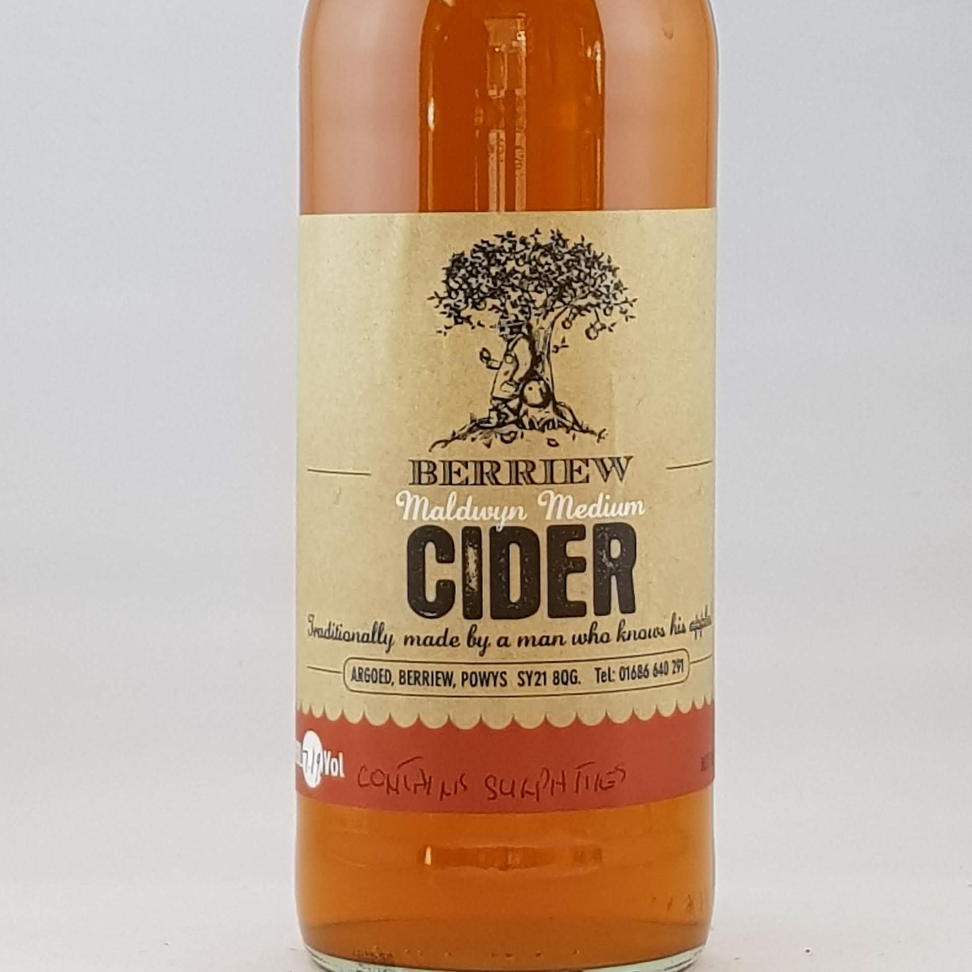Berriew Cider Medium