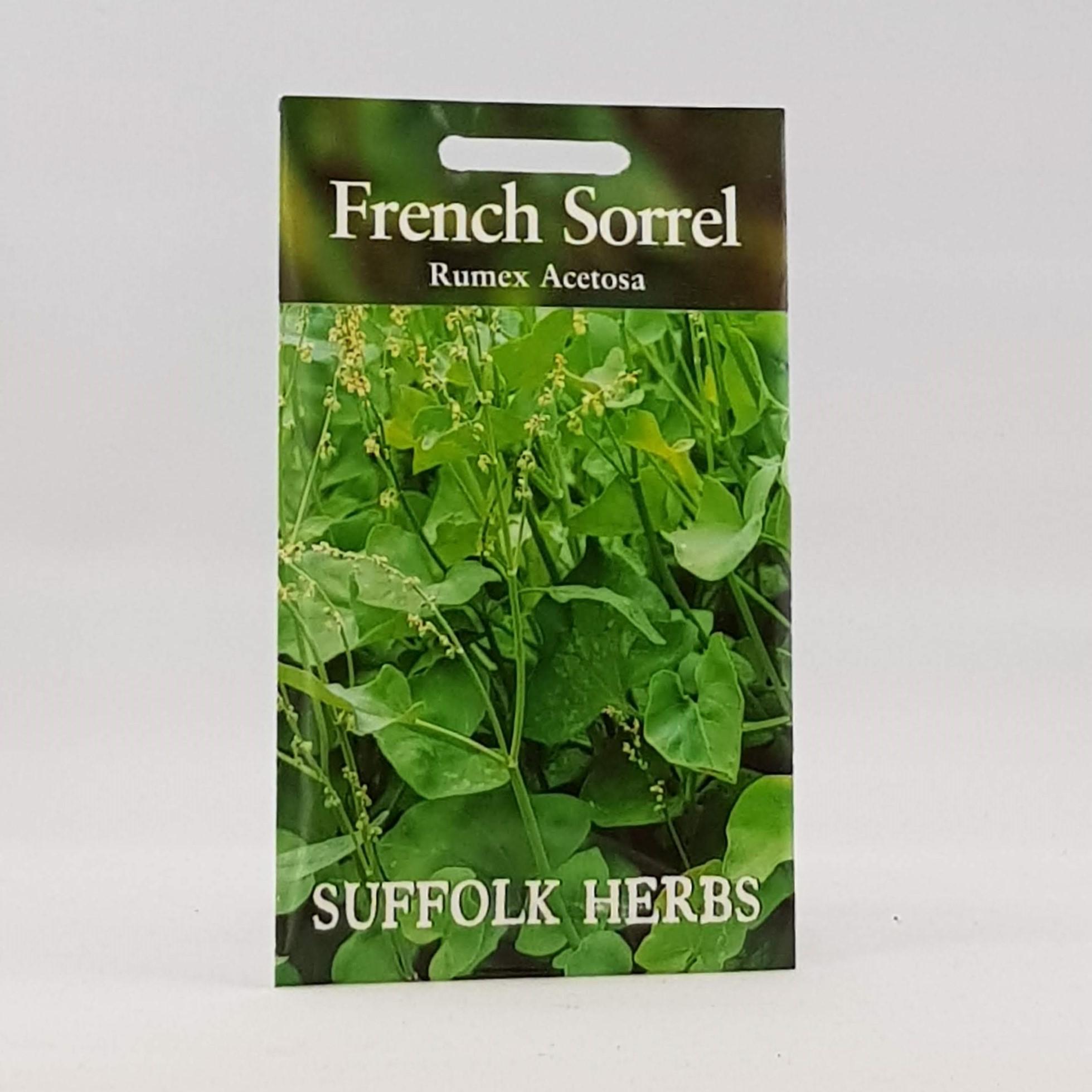 French Sorrel Seeds