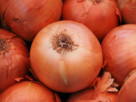 Fresh Organic Brown Onions