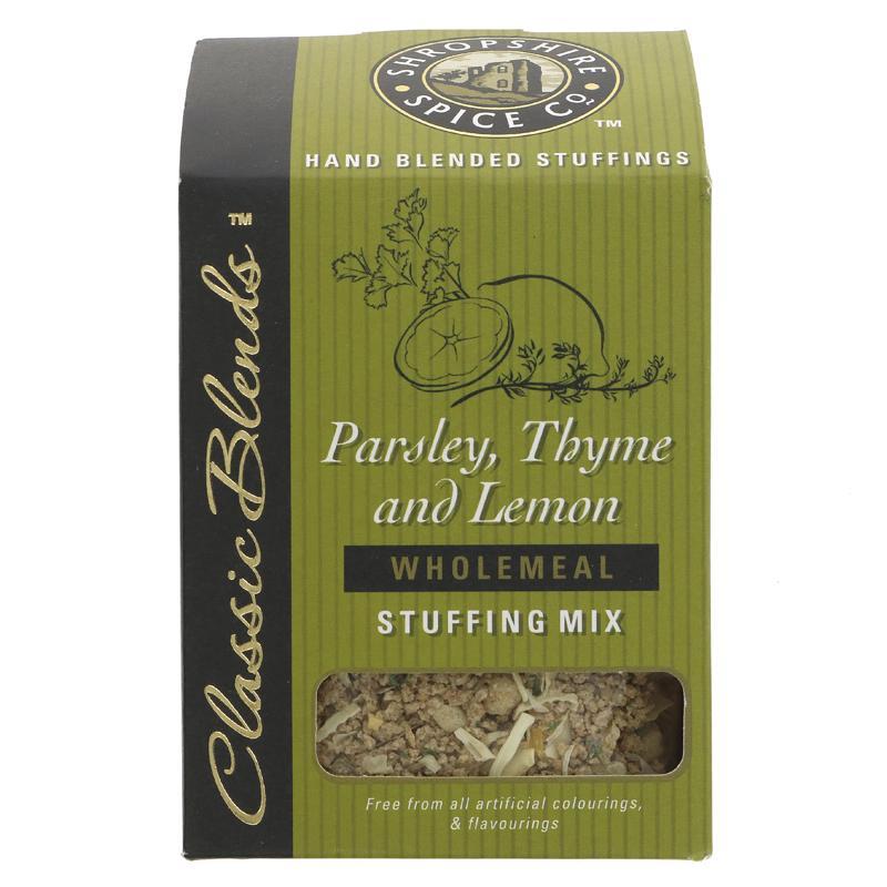 Shropshire Spice Parsley, Thyme & Lemon Stuffing