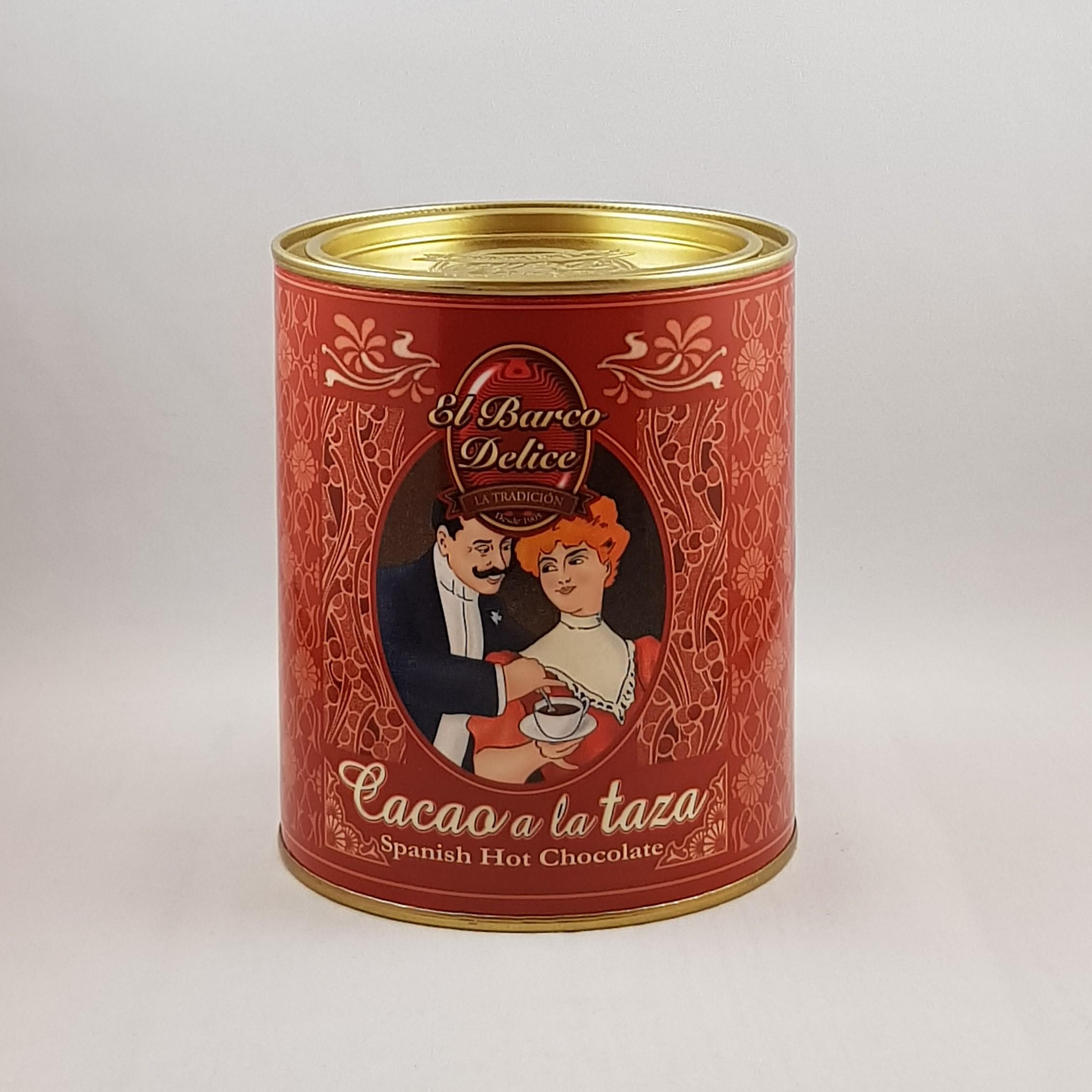 El Barco Delice,  Spanish Hot Chocolate