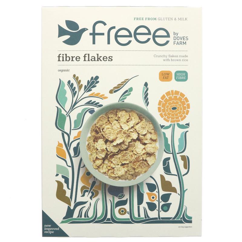 Doves Farm Fibre Flakes