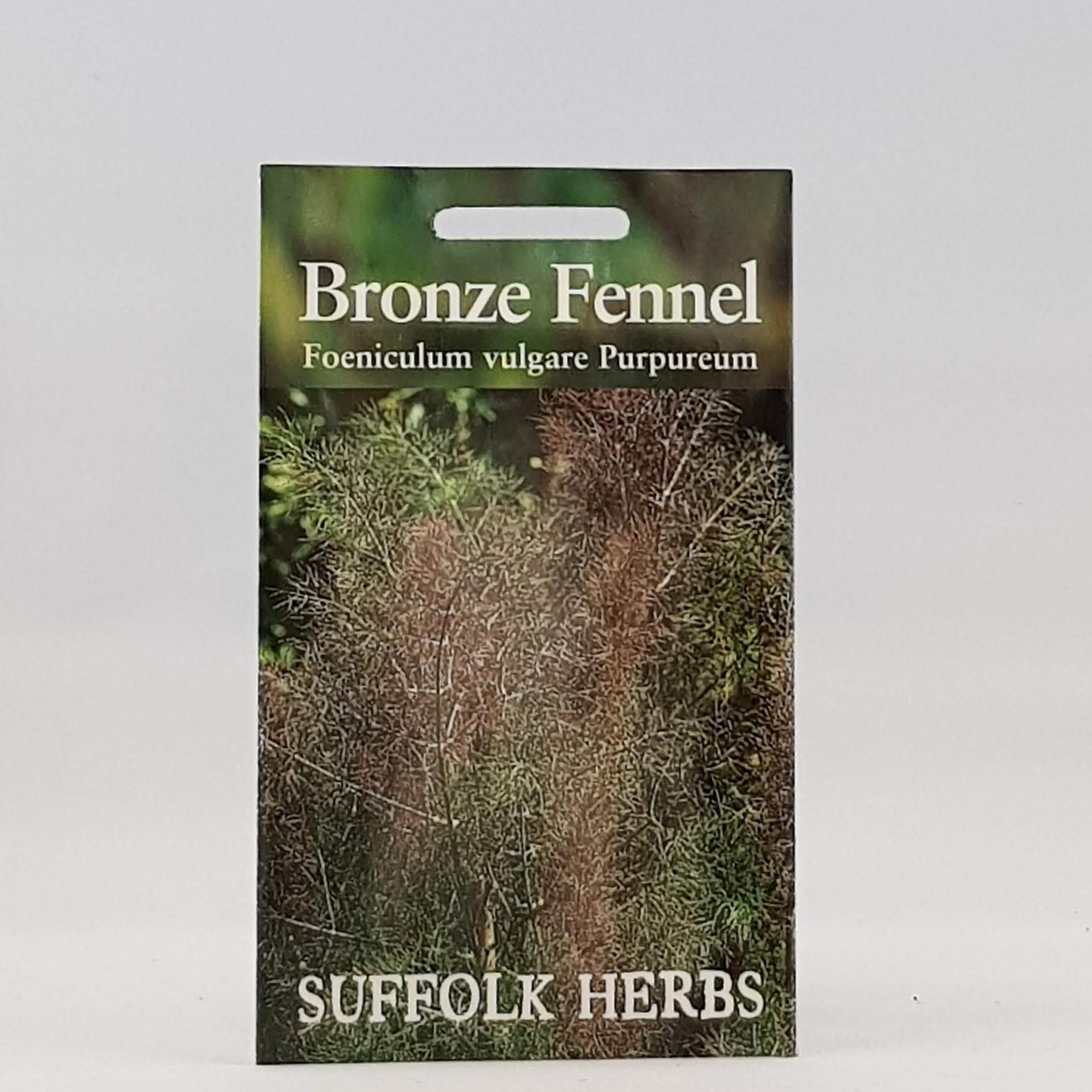 Bronze Fennel Seeds
