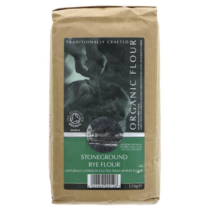 Bacheldre Flour Rye