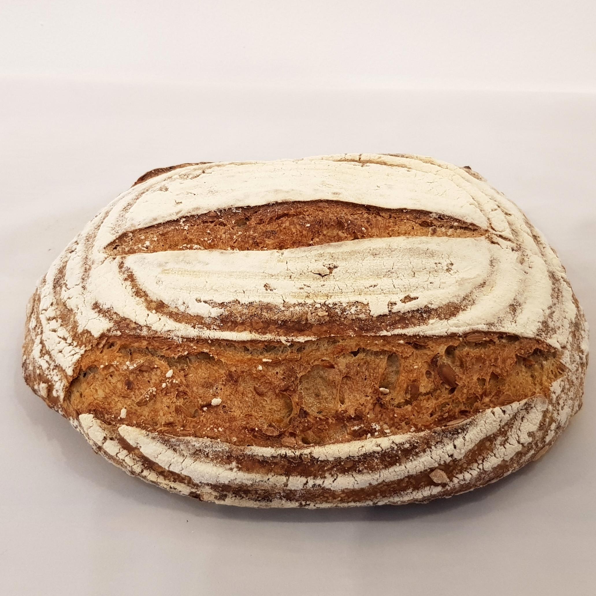 Multigrain Sourdough Andy's Bread