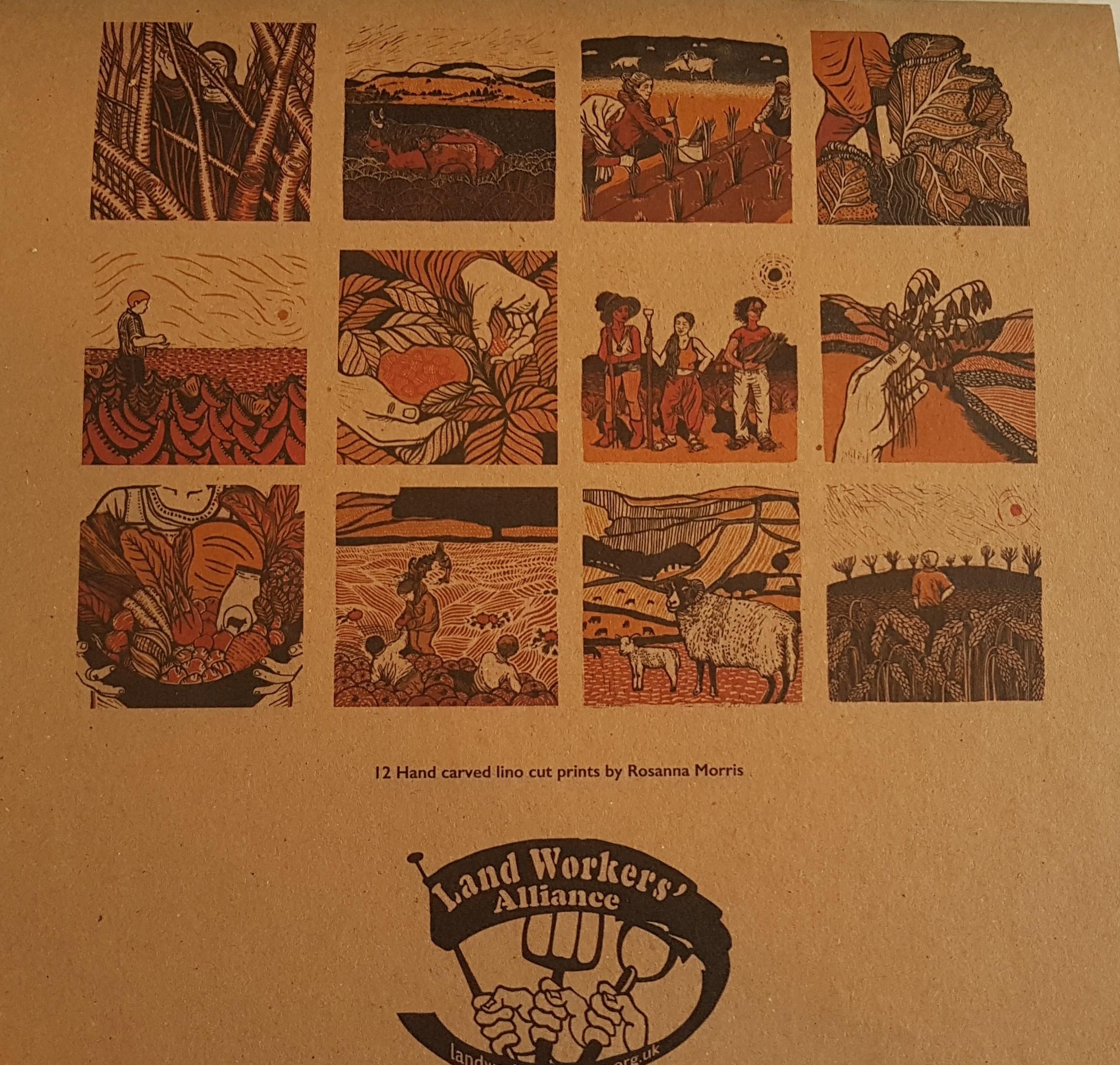 The Landworkers' Alliance Calendar 2021