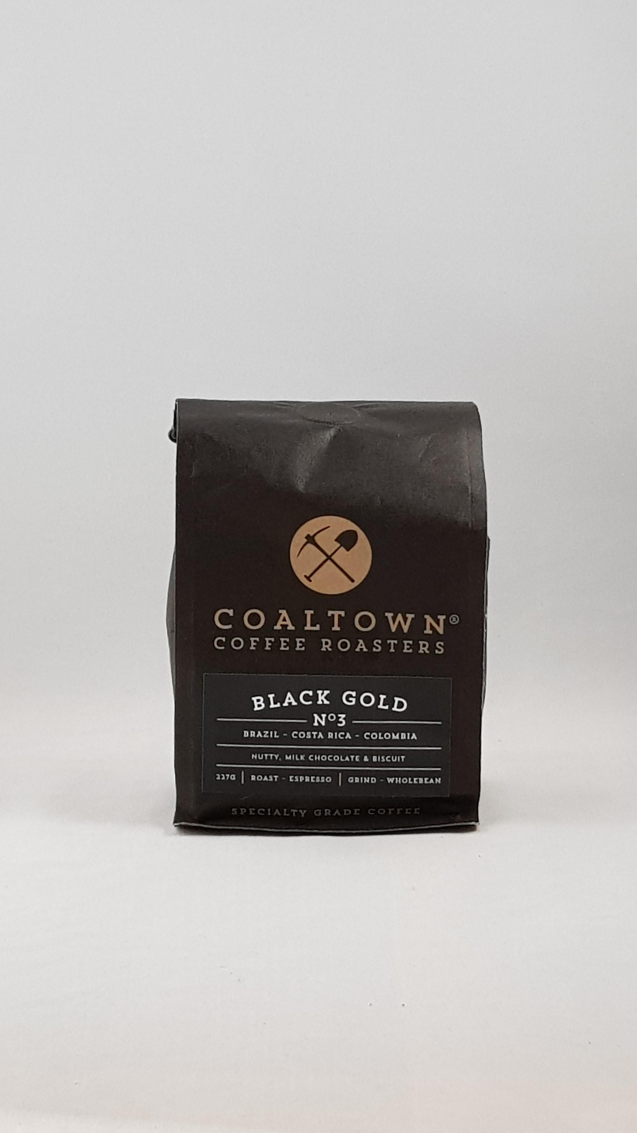 Coaltown Coffee Black Gold Beans