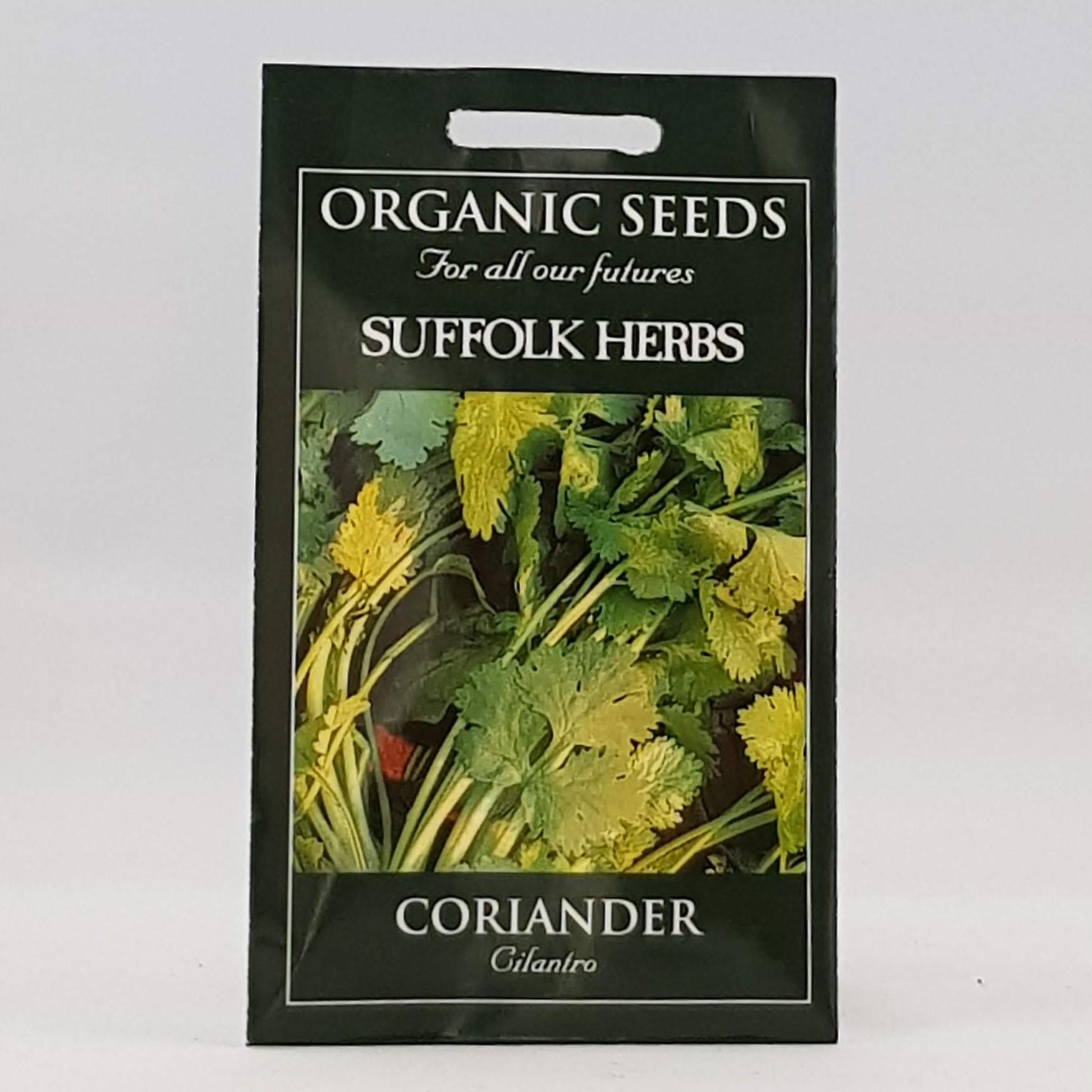 Coriander Seeds, Organic