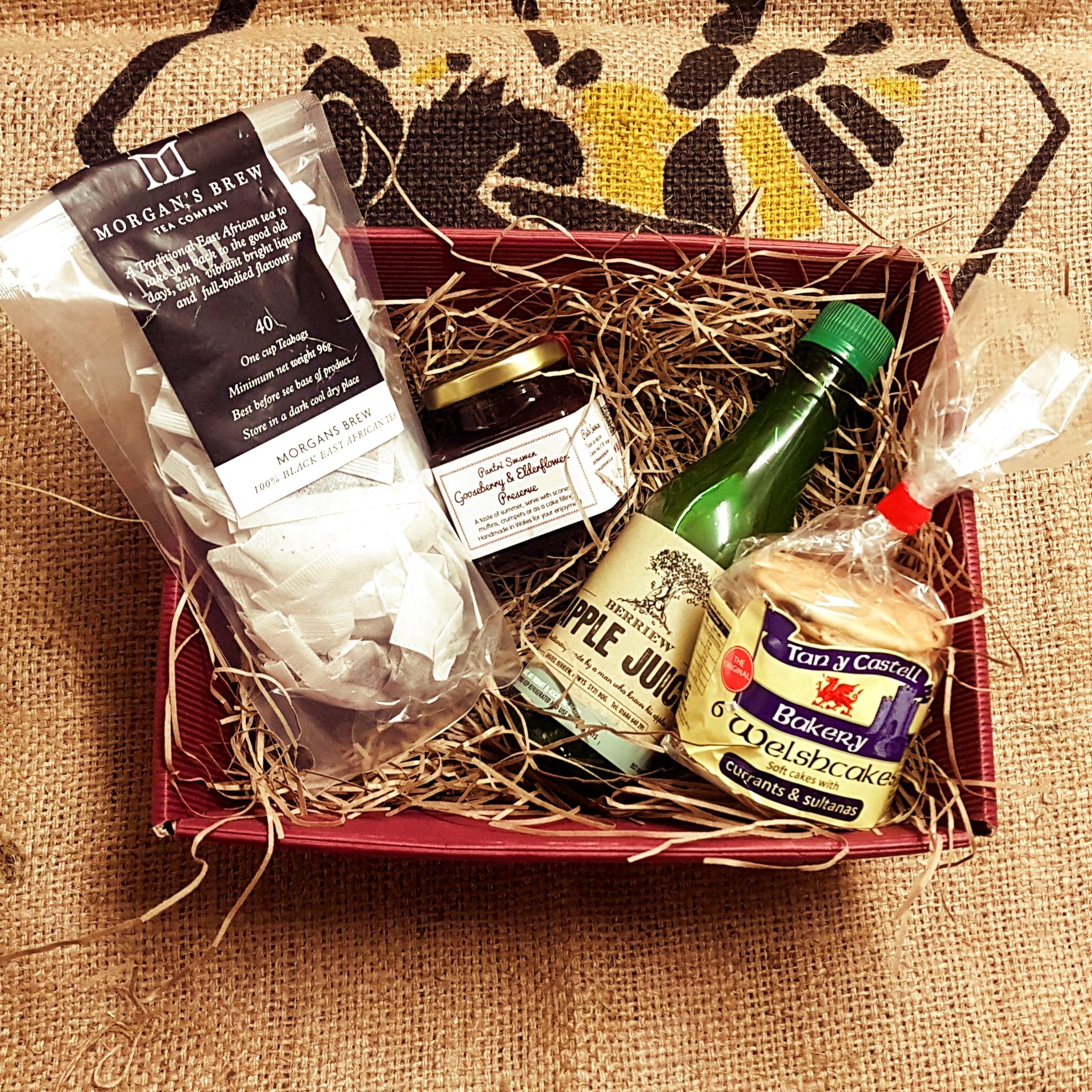 Welsh Gift Hampers