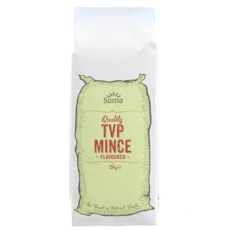 Suma TVP Flavoured Coloured Mince