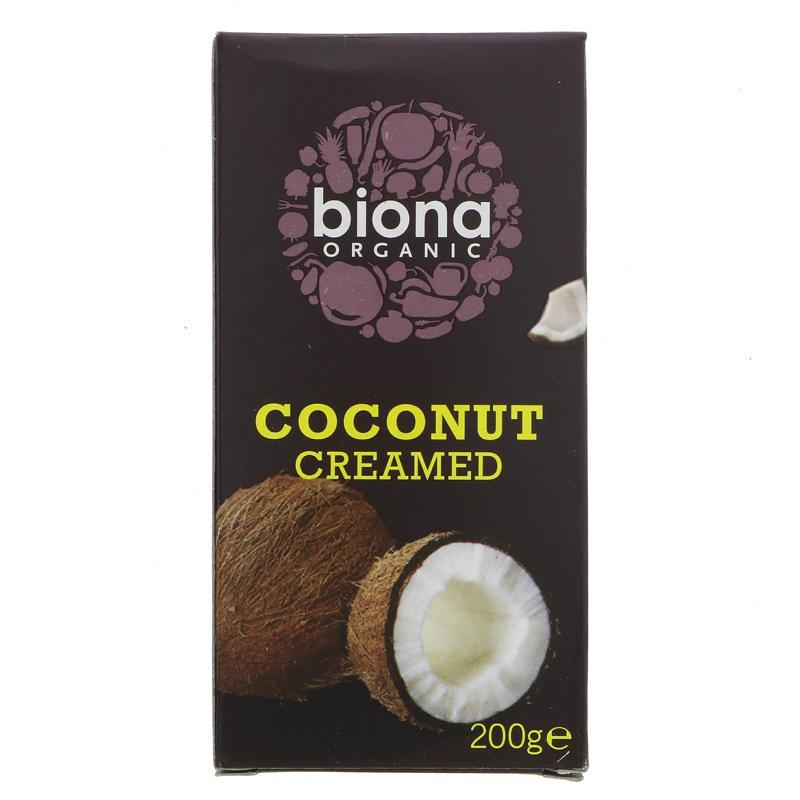 Biona Coconut Creamed