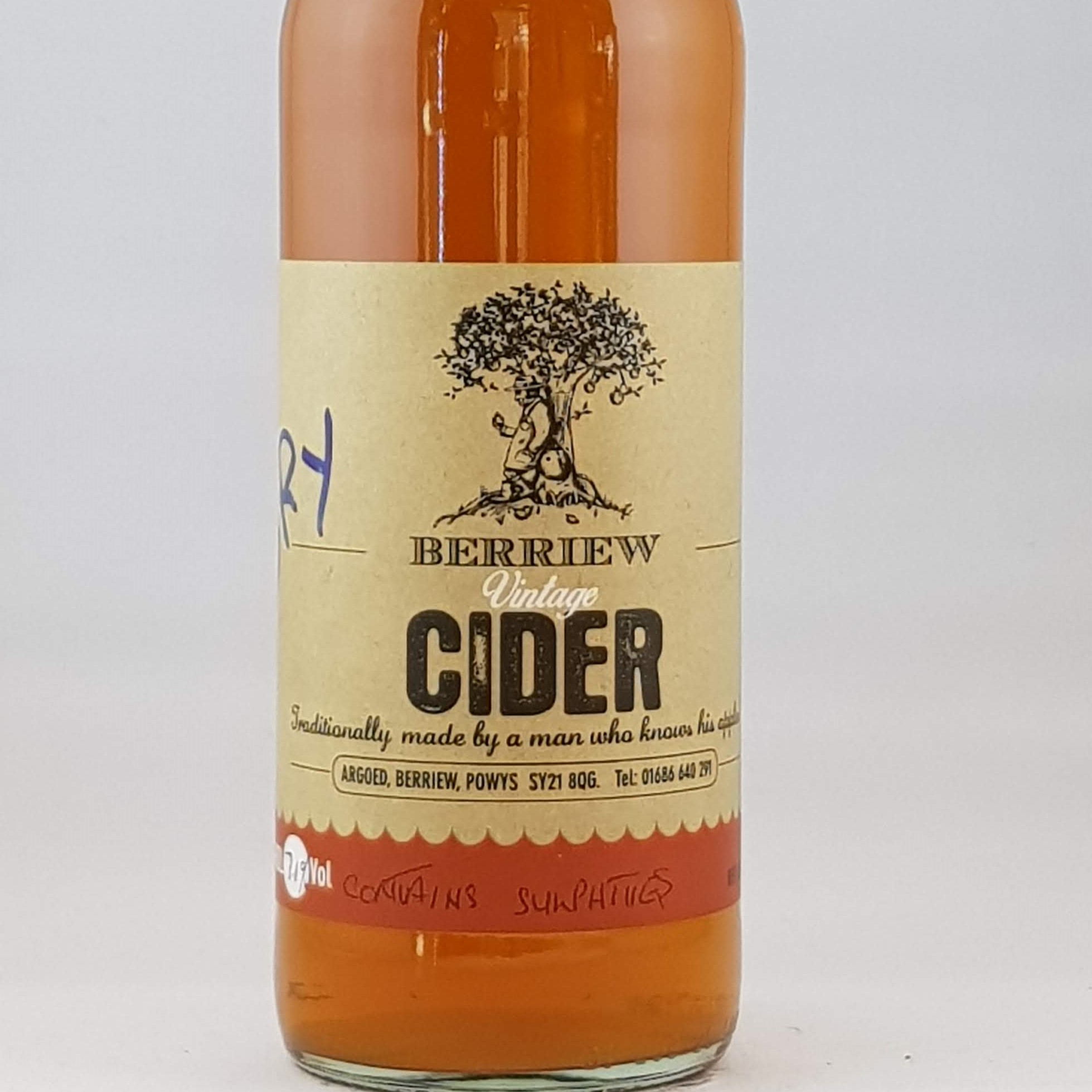 Berriew Cider Dry