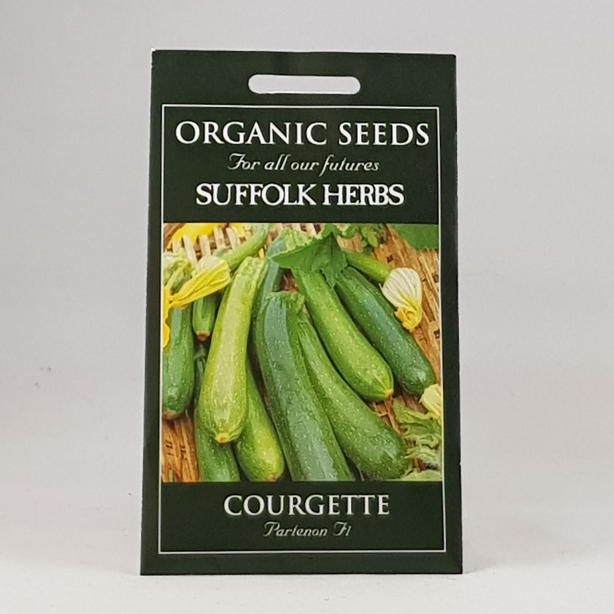 Courgette Partenon F1 Seeds