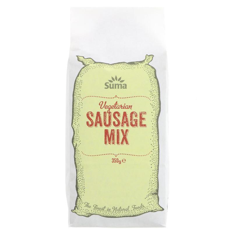 Suma Sausage Mix Vegetarian