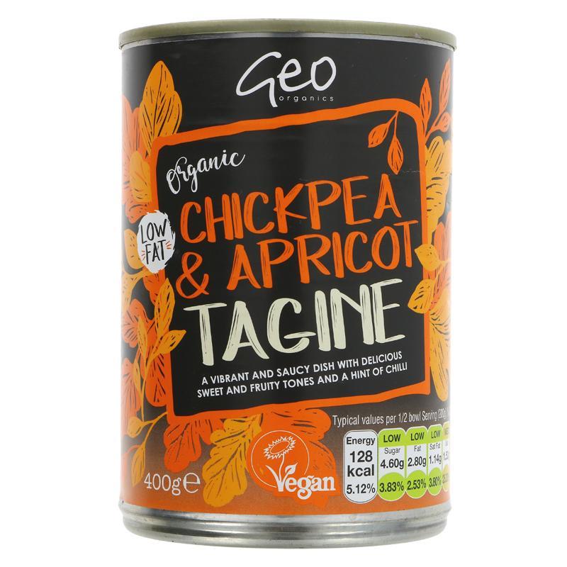 Geo Organics Chickpea & Apricot Tagine