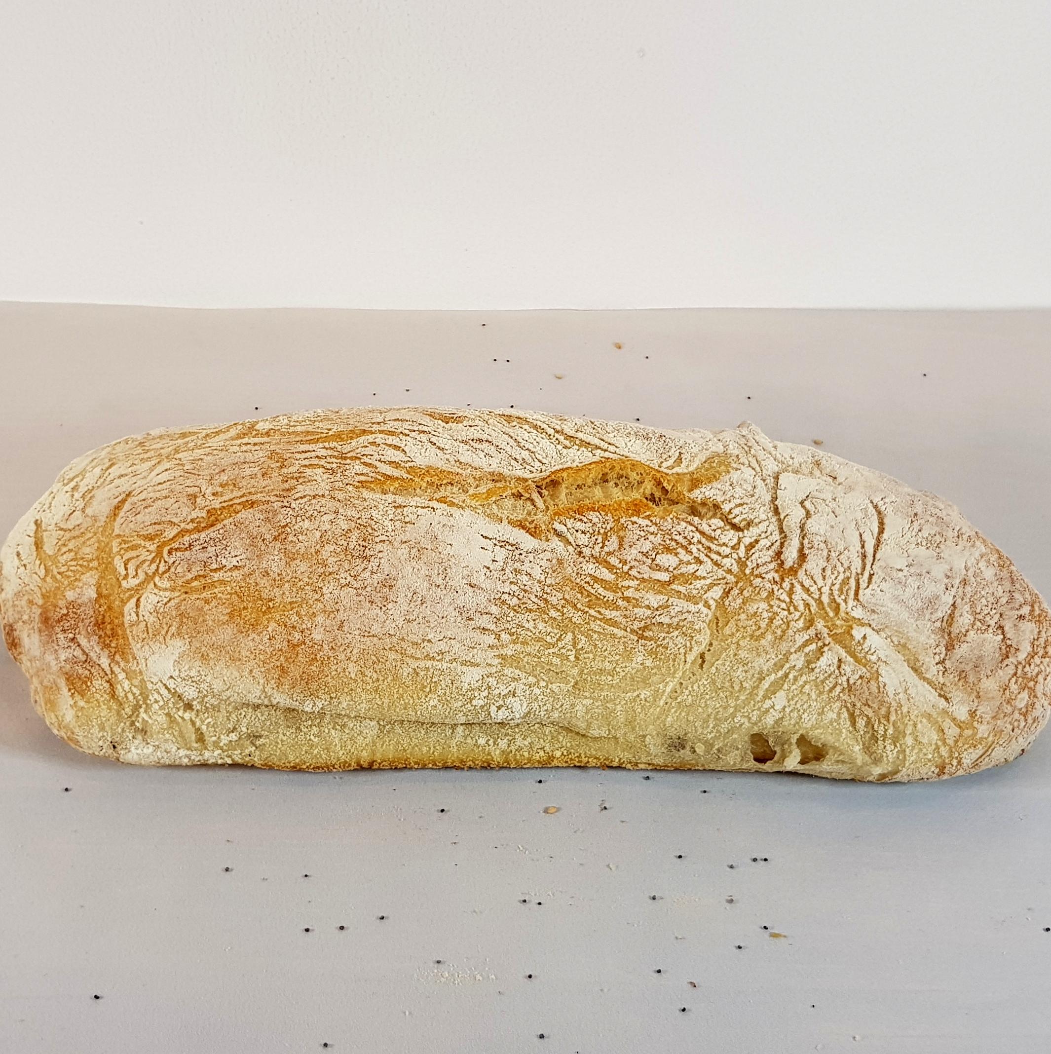 Ciabatta Andy's Bread