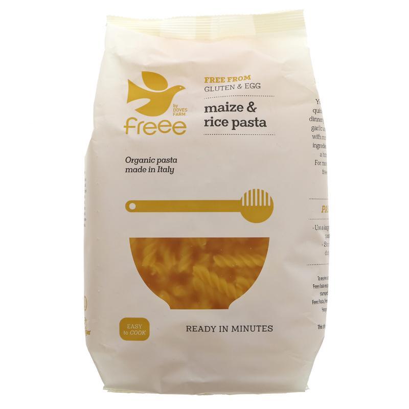 Doves Farm Maize/Rice Penne