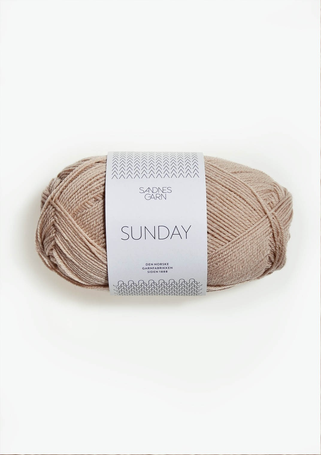 Sandnes 3021 lys beige Sunday