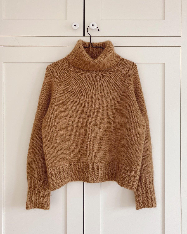 Caramel Sweater mønster