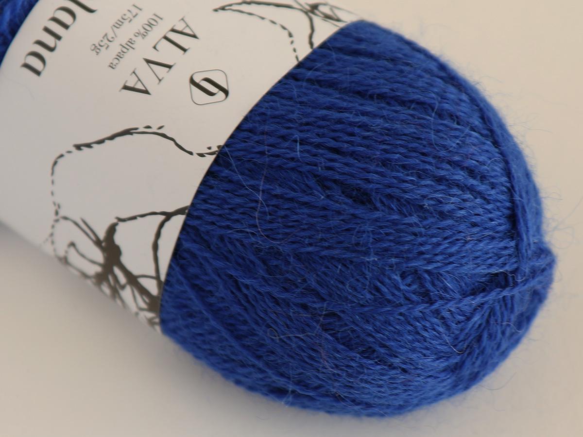 337 Alva Bright Cobalt