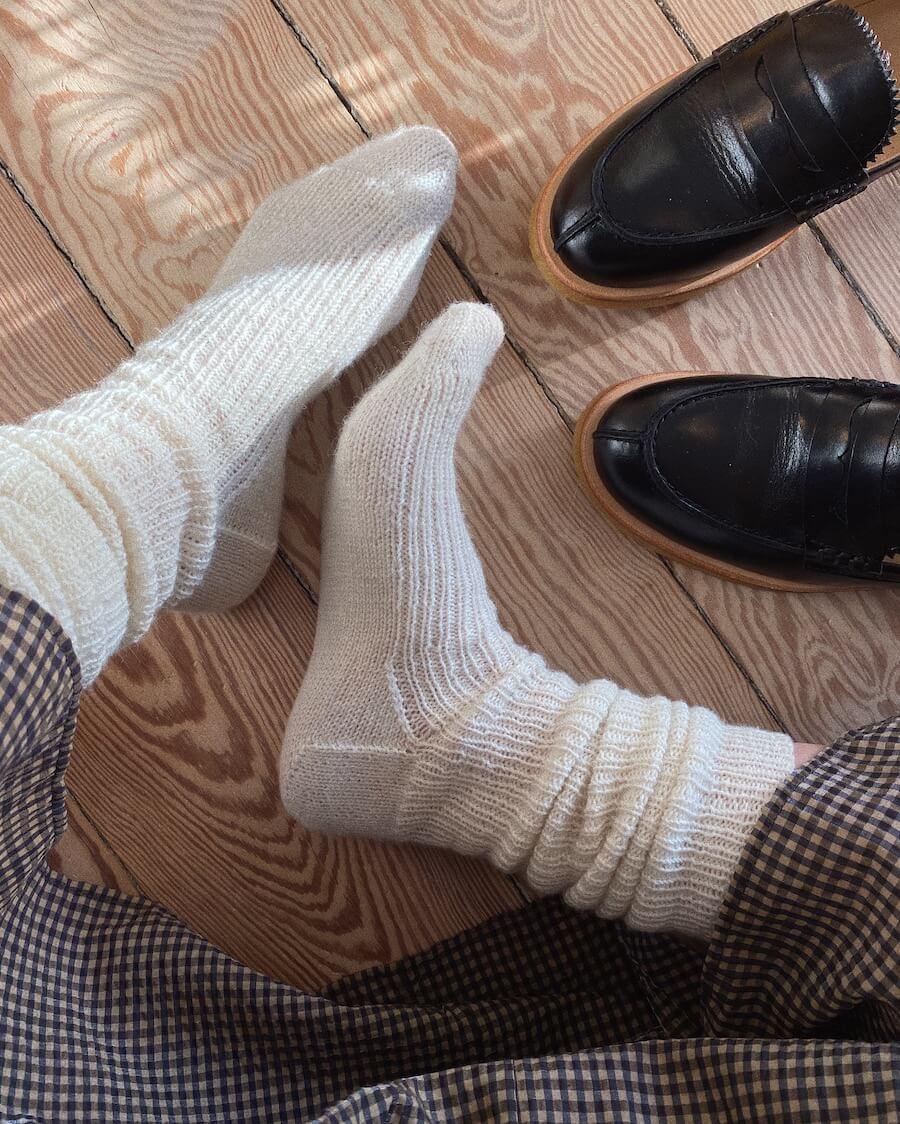 Penny Socks mønster