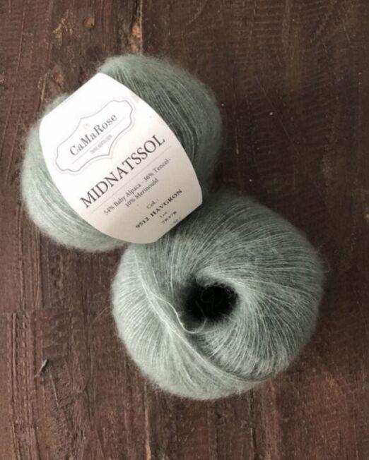 9512 Havgrøn Midnatssol