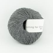 KFO Granitgrå merino