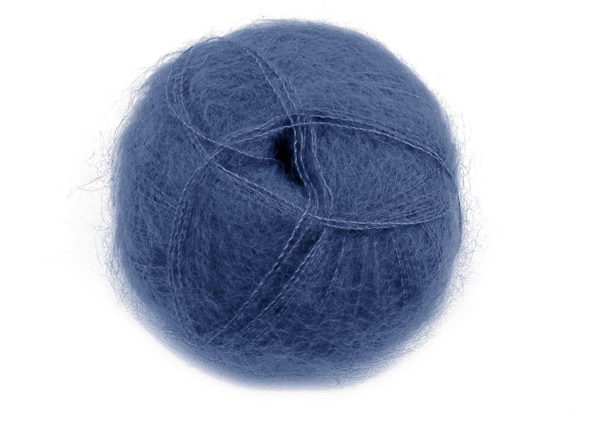 Brushed Lace 3002 blå skygge