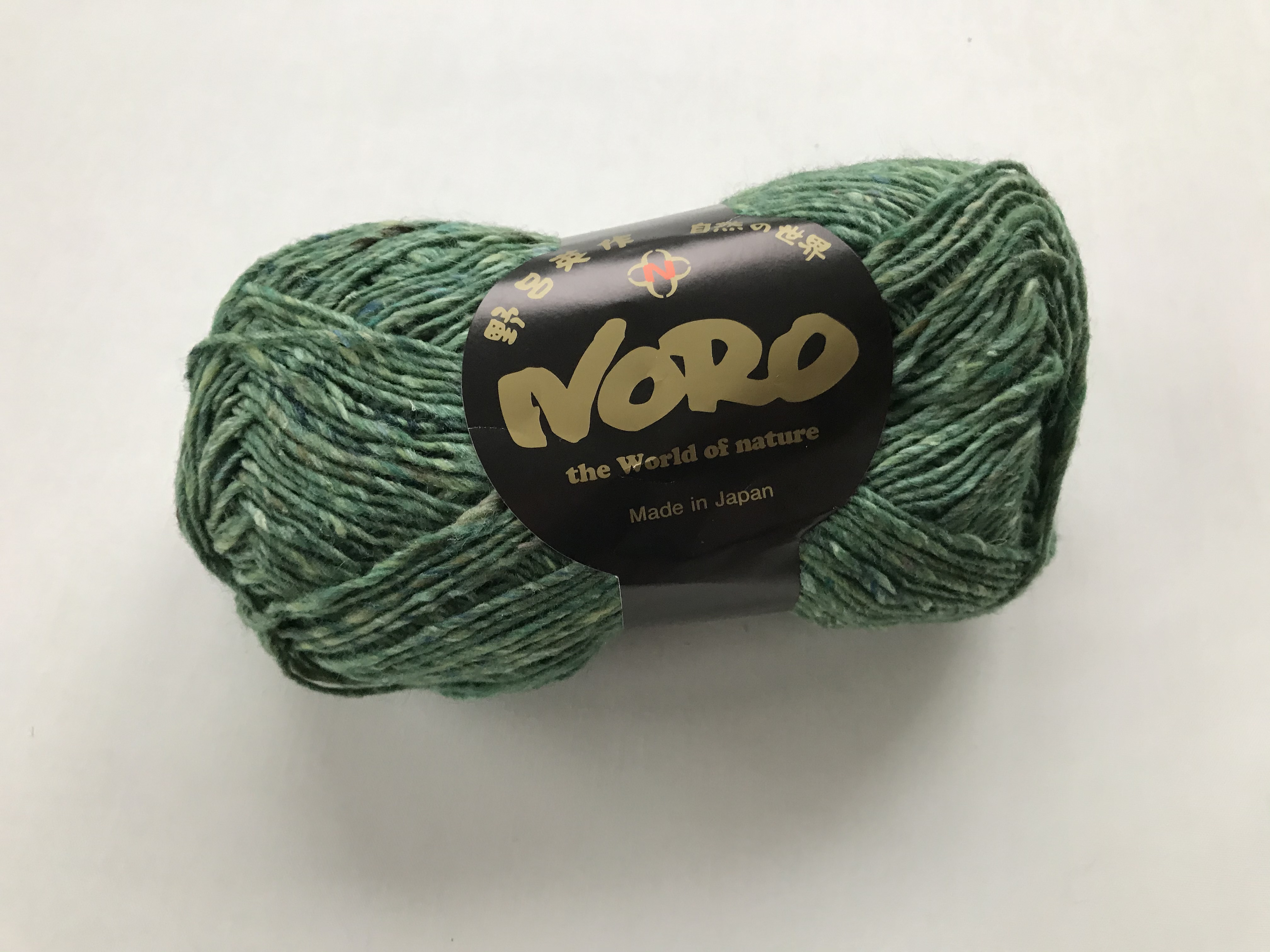 #S63 Kimitsu NORO Silk Garden Sock Solo