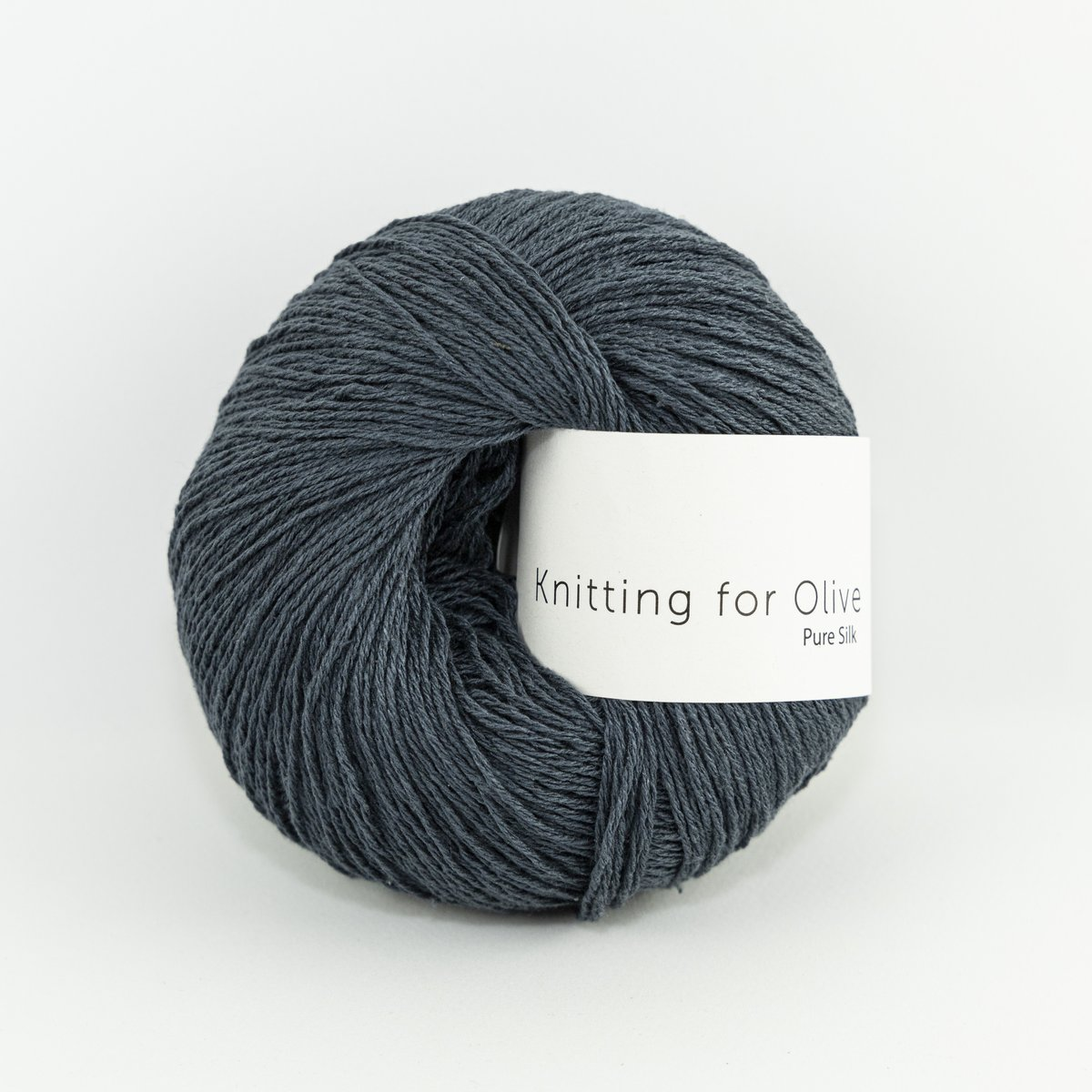 KFO Pure Silk dyp petroleumsblå
