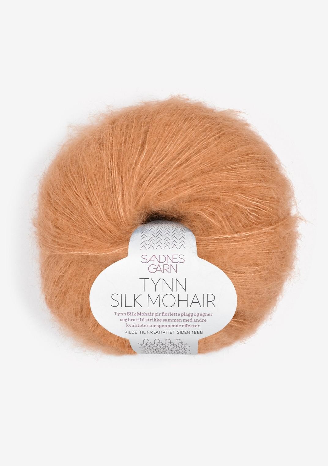 Sandnes 2534 fudge Tynn Silk Mohair