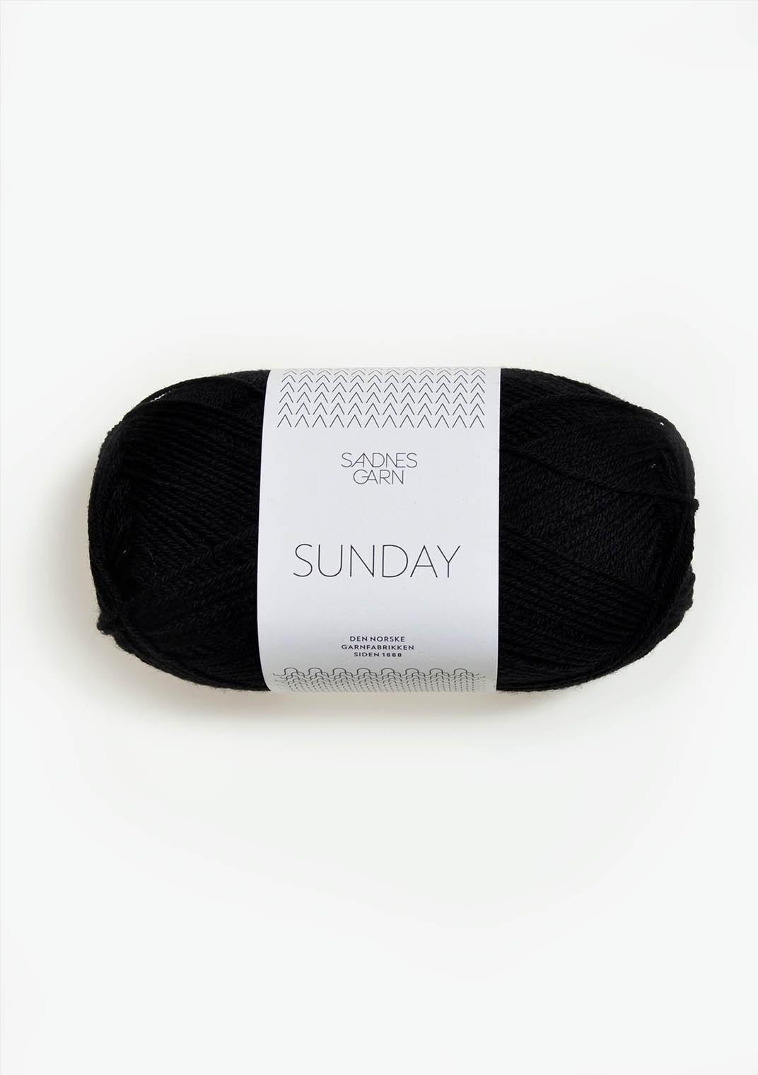SANDNES 1099 Svart Sunday