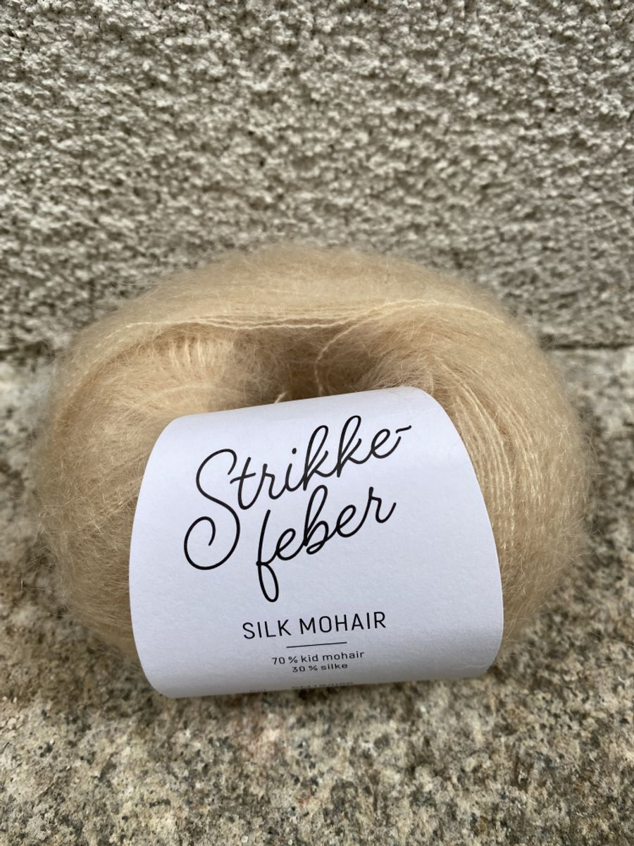 Silkmohair Fudge SM19/057 SF