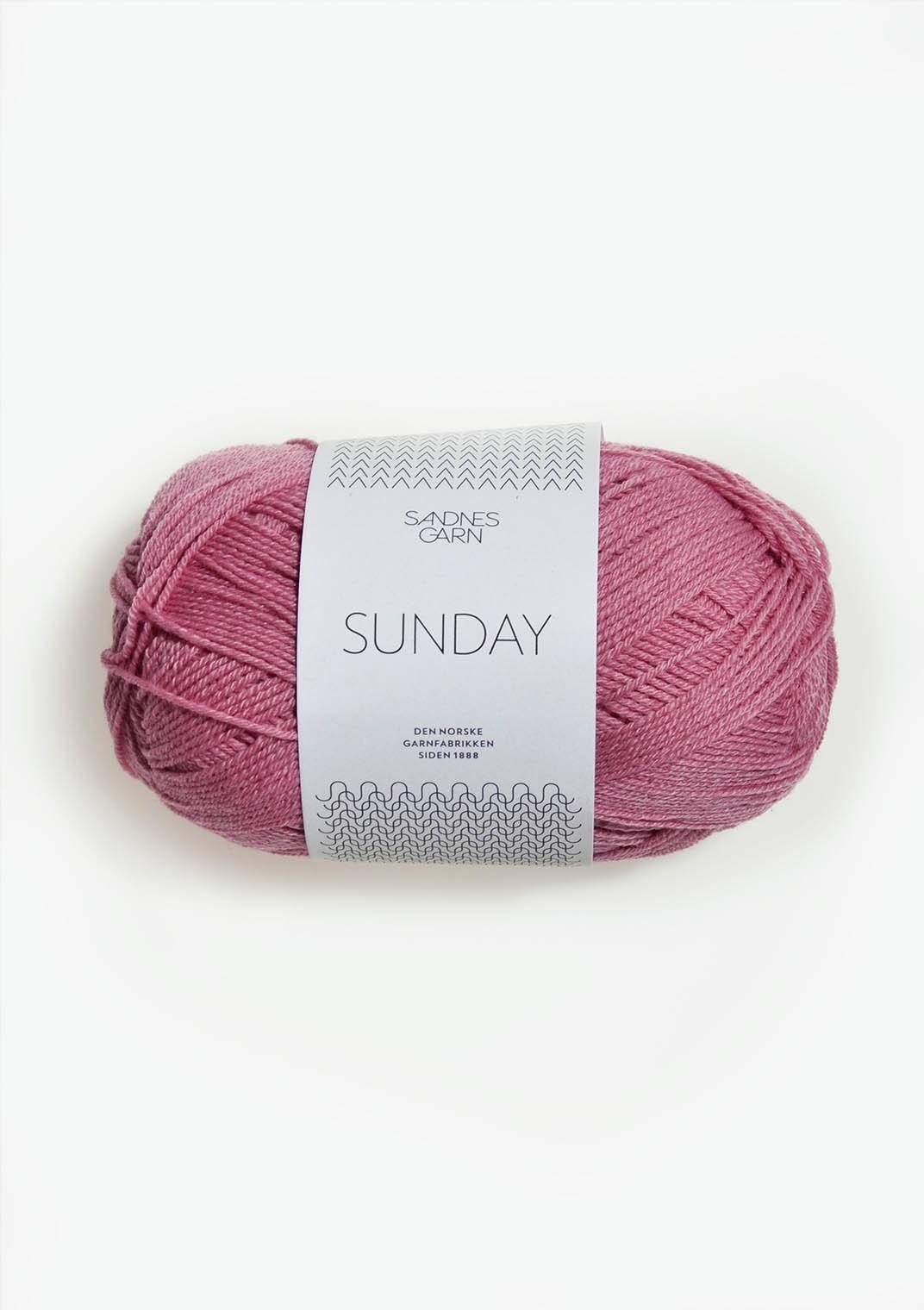 SANDNES 4524 Rosa Sunday