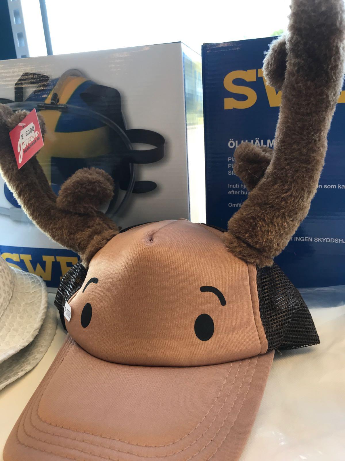 Moose/Älg hatt