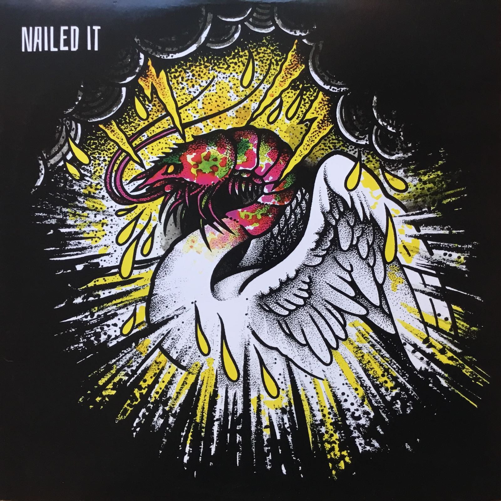 Blåneggel - Nailed It [LP]
