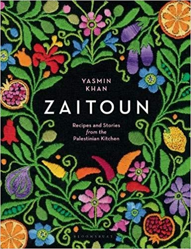Zaitoun, Recipes and Stories from Palestine - Yasmeen Khan