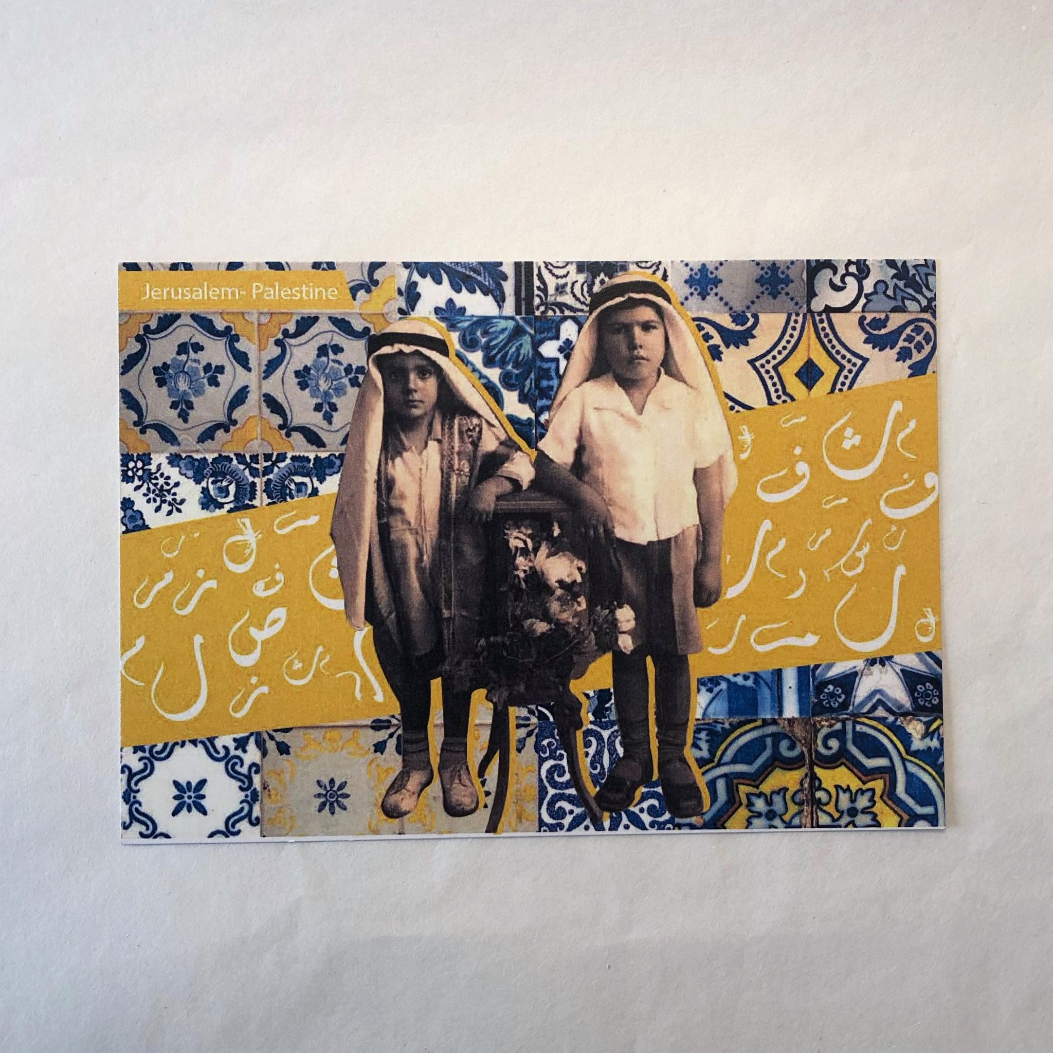 Postkort - Rand Daboor - 10