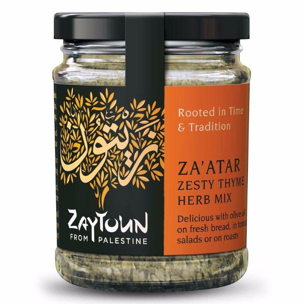 Za'atar, Zaytoun 80 g