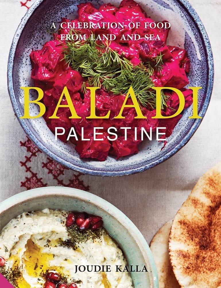 Baladi, a Celebration of Food from Land and Sea - Joudie Kalla
