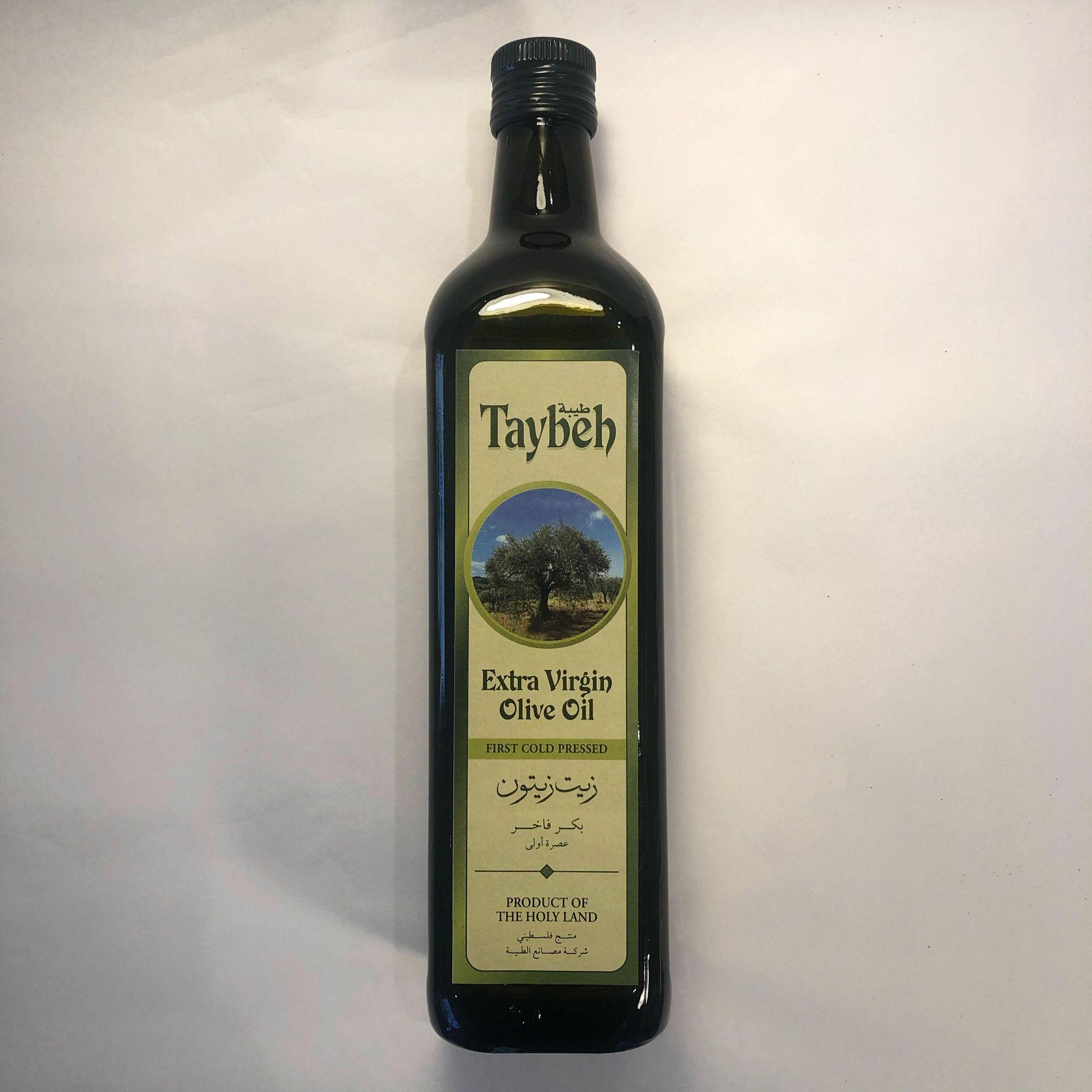 Olivenolje, Taybeh 750 ml