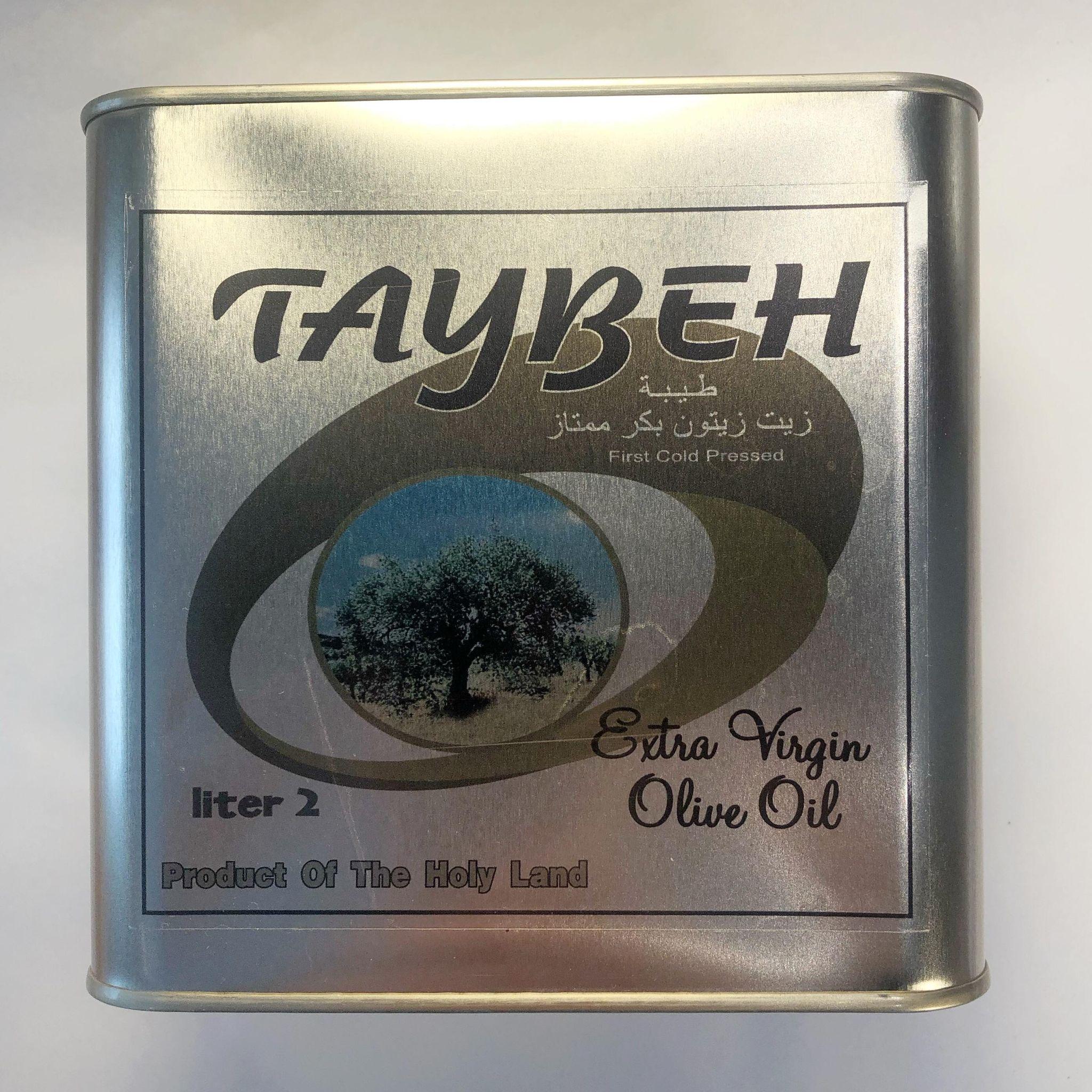Olivenolje, Taybeh 2 l