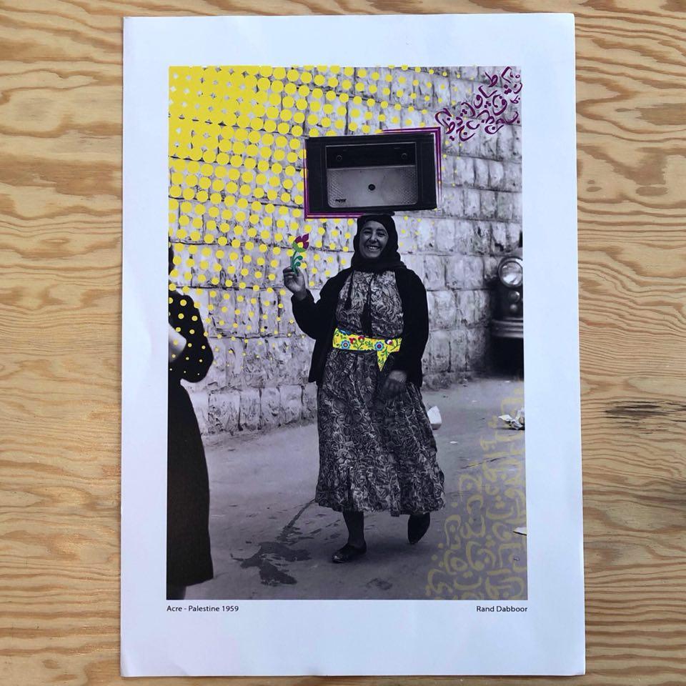 Plakat - Rand Dabbor - 08